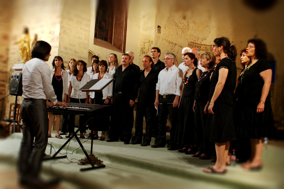 Festival International de Chorale en Aveyron
