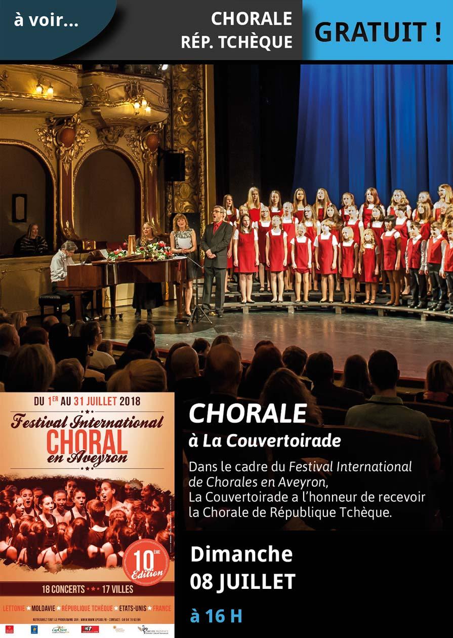 La Chorale de République Tchèque