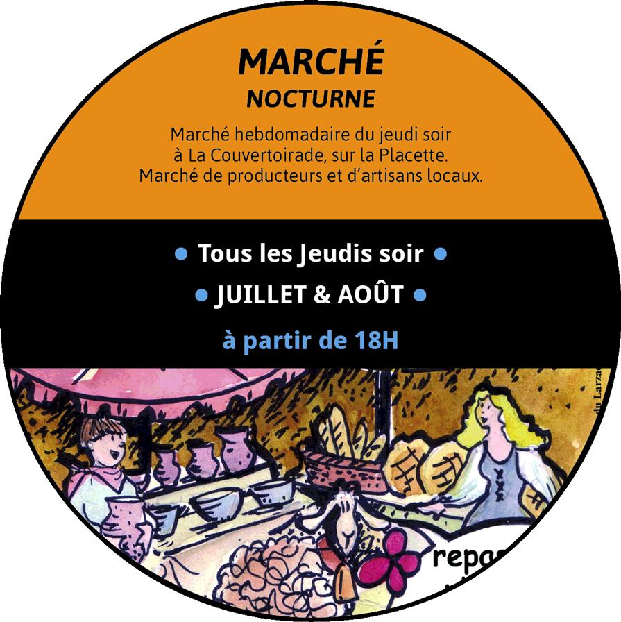 Marchés Nocturne (jeudi)