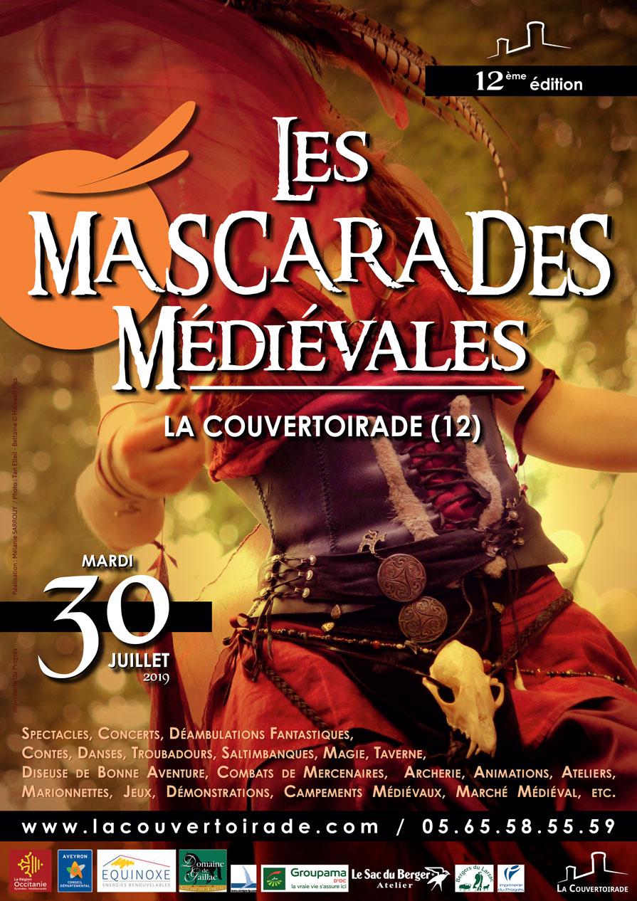 Les Mascarades Médiévales 2019
